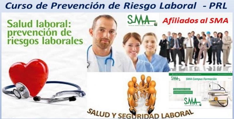 Curso de Prevención de Riesgos laborales (PRL)