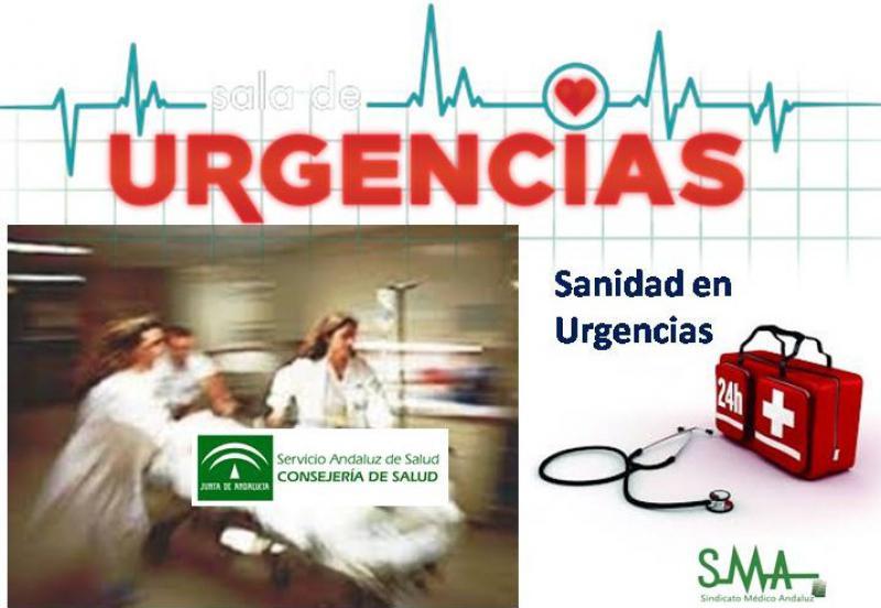 La sanidad andaluza entra en urgencias.