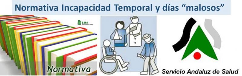 Publicado en el BOJA una resolución con instrucciones sobre la documentación a presentar en caso de IT o ausencia por enfermedad sin IT