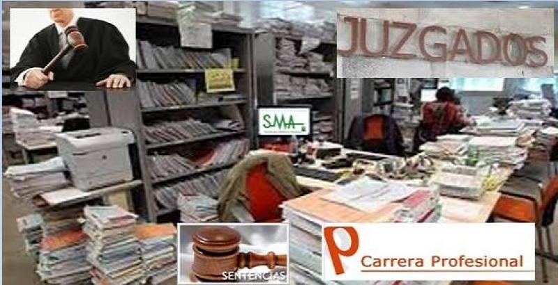 Amenaza de colapso judicial por las demandas de los interinos de sanidad ante la carrera profesional.