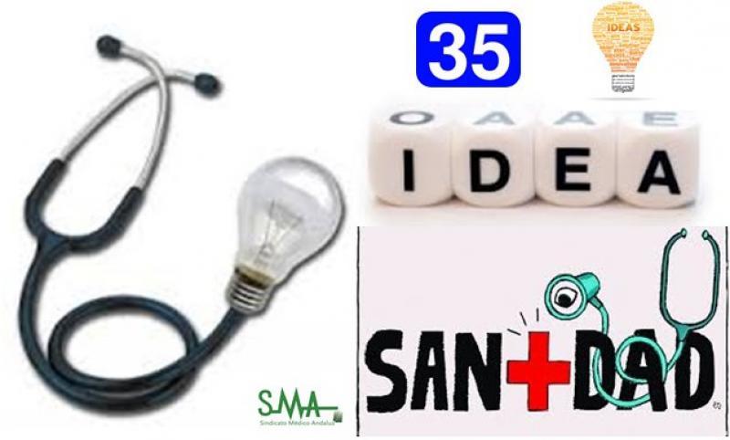 35 ideas para mejorar la sanidad.