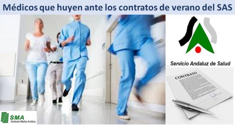 El SAS no encuentra médicos que quieran sus contratos.