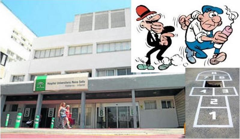 Las nuevas consultas externas del H. Materno-Infantil de Córdoba. Más chapuzas...