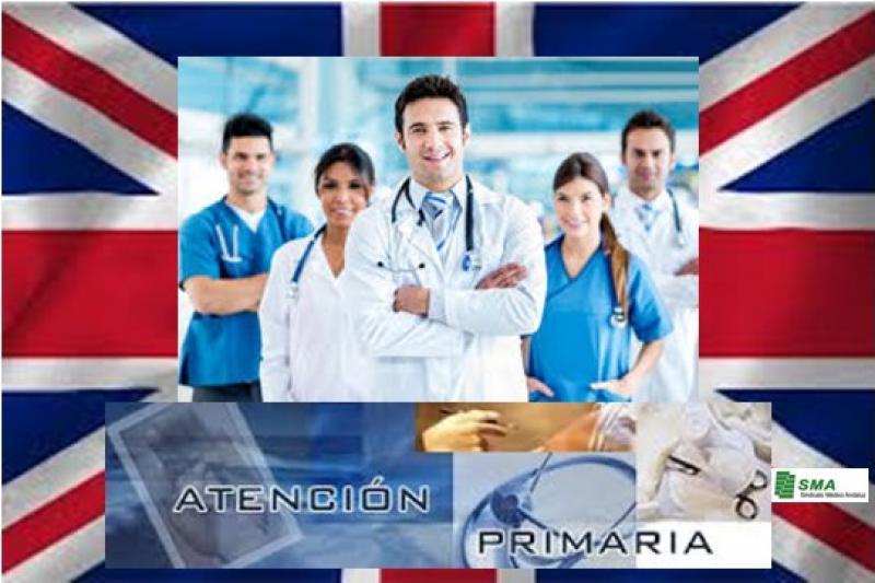 Gran Bretaña necesitará 5.000 médicos y 15.000 enfermeras de AP para 2020.