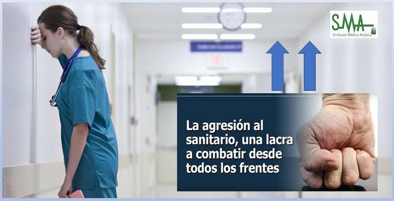 Se disparan las agresiones a médicos, un 45 % más que hace 5 años.