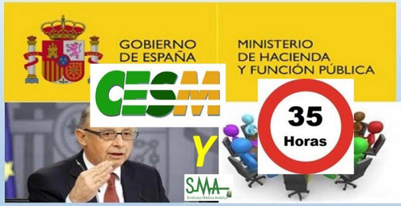 CESM no aceptará