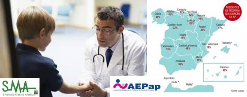 La falta de relevo aboca a AP a quedarse sin pediatras.