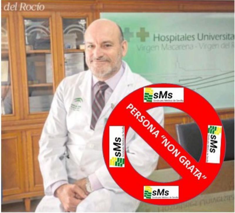 Las Jefaturas de Unidad de Farmacia y Análisis clínicos/Bioquímica en el H. V. Macarena o la prepotencia dictatorial del Dr Manuel Romero.