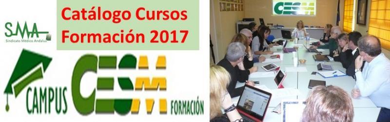CAMPUSCESM ya tiene elaborado el plan de cursos para 2017.