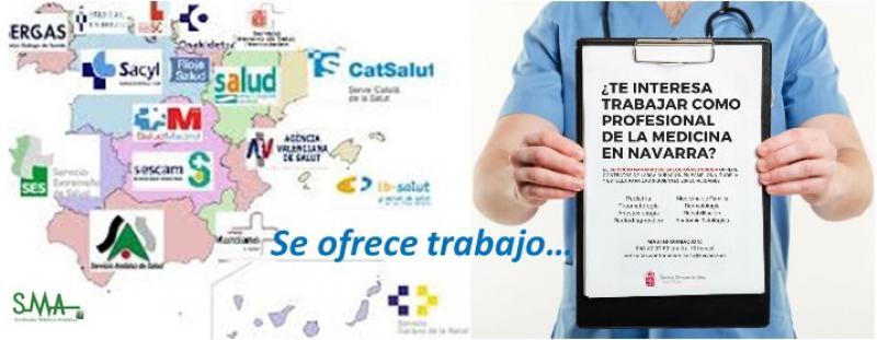 Las autonomías, desesperadas por encontrar médicos: campañas en redes e incentivos polémicos.