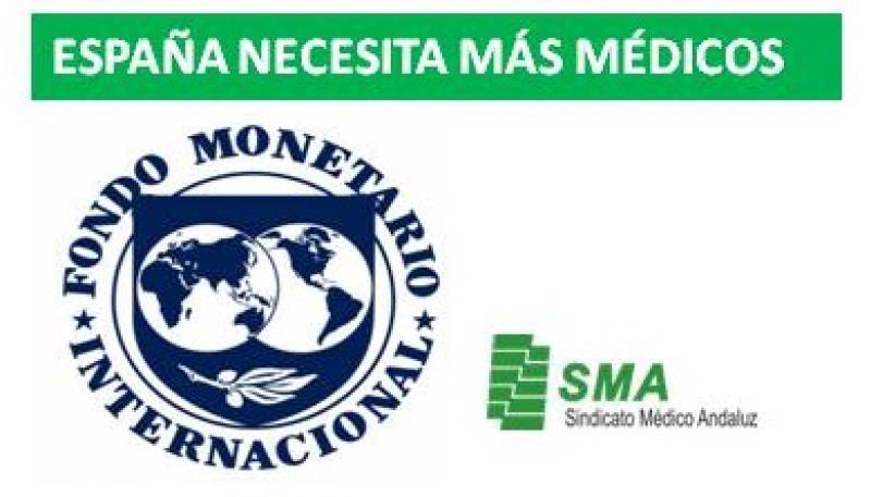 España necesita más médicos según un informe del Fondo Monetario Internacional