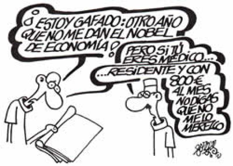 Salario MIR: las Comunidades Autónomas que mejor y peor pagan.