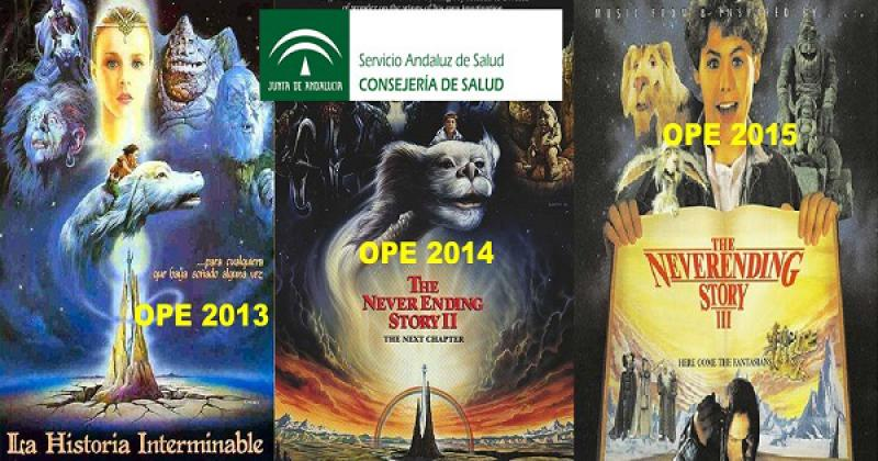 OPE 2013-2015. Una historia interminable.