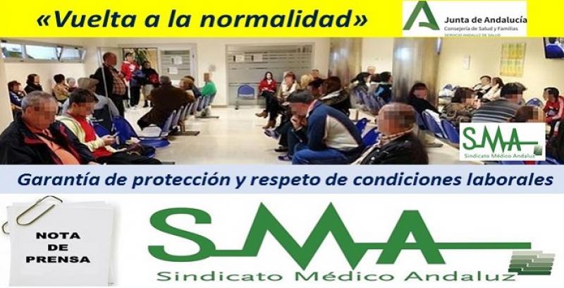 Indignación en el SMA: No ha habido ninguna mesa sectorial extraordinaria.