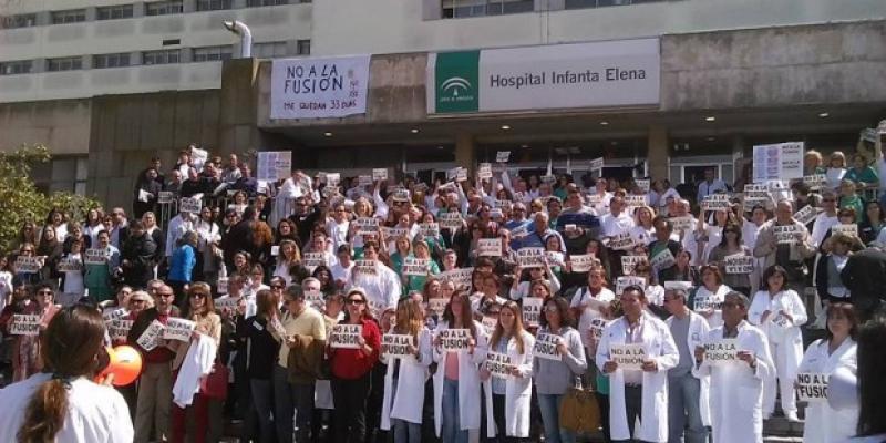 Por la revolución sanitaria en Huelva. En apoyo de nuestros compañeros.