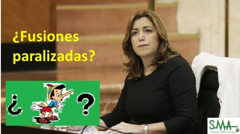 Susana Díaz dice que la Junta tiene