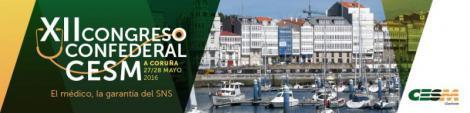 Comienza el XII Congreso Confederal CESM en A Coruña.