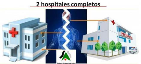 Los sindicatos de Granada marcan al SAS su línea roja: negociar dos hospitales completos.