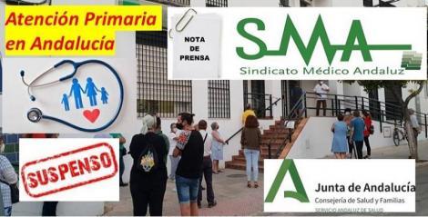 ¿Qué ha hecho el gobierno de la Junta de Andalucía por la Atención Primaria?