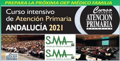 Curso de preparación para la futura OEP 2018-2019-2020 para Médicos de Familia de Atención Primaria.