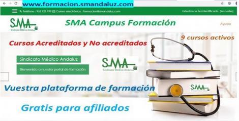 Cursos en SMA Campus Formación.