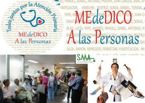 La sobrecarga laboral del médico de AP afecta a 20 millones de españoles.