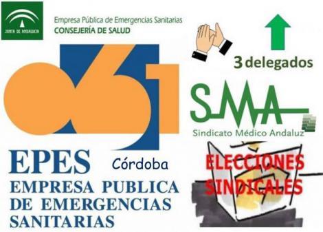 El SMA gana con claridad en las elecciones EPES-061 en la provincia de Córdoba.