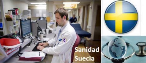 El trabajo de médico en Suecia: 80.000 euros al año y 30 minutos por paciente.