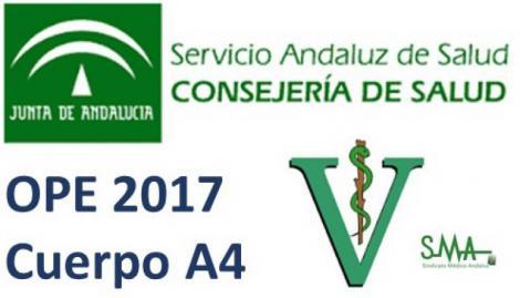 Modificación de las plazas de la OPE 2017 del Cuerpo A4, Opción Veterinaria.