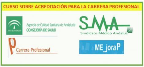 El SMA llega a un acuerdo con la Agencia de Calidad Sanitaria de Andalucía para dar cursos sobre la acreditación para la carrera profesional.
