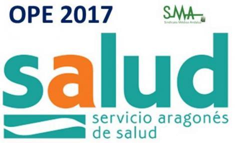 Aragón convoca una OPE para siete especialidades médicas.