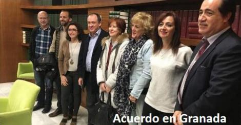 """Los médicos de Granada valoran """"positivamente"""" el acuerdo con la Junta pese al """"tiempo perdido"""""""