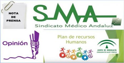 Comunicado del SMA ante la filtración del nuevo Plan de Ordenación de Recursos Humanos del SAS -PORRHH-.