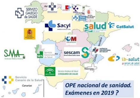 Ministerio y Comunidades siguen sin pactar la fecha de la OPE extraordinaria.