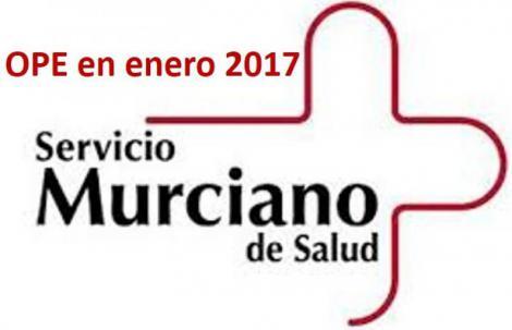 Murcia convocará las primeras 670 plazas de la OPE en enero de 2017.