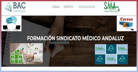 Acuerdo del SMA con BAC Formación para la realización de cursos online acreditados con descuento para nuestros afiliados.
