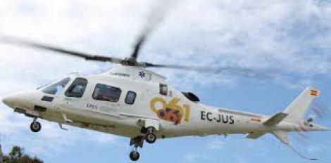 ¿Quieres firmar para que se mantenga el helicóptero del 061 en la provincia de Cádiz?