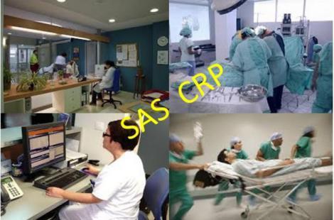 El SAS considera que los responsables directos de la asistencia sanitaria son los que peor trabajan.