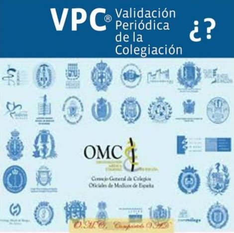 Inquietud entre los médicos por el proceso de Validación Periódica de la Colegiación.