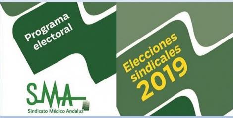 Este es nuestro programa electoral. Vuestras reivindicaciones.