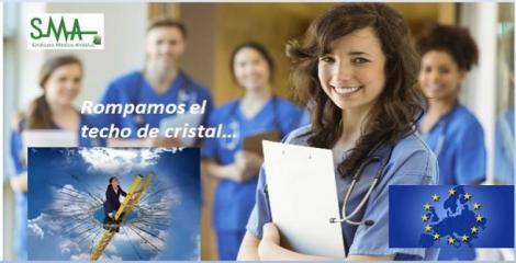 El 'techo de cristal' de la mujer médico, un problema de toda la UE.