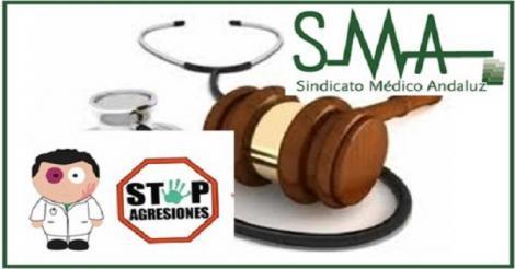 El SMA presenta varios escritos ante las Fiscalías provinciales para reclamar medidas más contundentes contra las agresiones a sanitarios.
