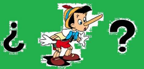 Tras leer las declaraciones del Consejero de Salud, Aquilino Alonso a Redacción Médica, vamos a vigilar si le crece la nariz.