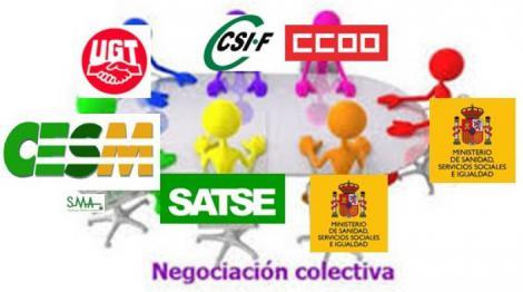 Los 5 sindicatos del Ámbito de Negociación quieren convertir a los 170.000 eventuales en indefinidos no fijos