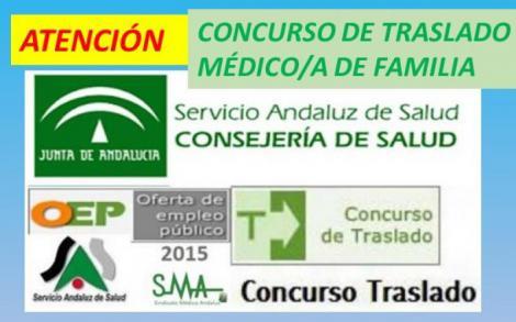Remitida a BOJA la Resolución (aún sin fecha de publicación) con las listas definitivas del Concurso de Traslados de Médico de Familia.
