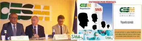 CESM presenta su propuesta de regulación de perfiles para evitar nombramientos