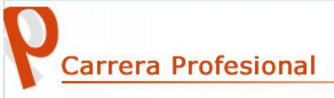 Listado definitivo Carrera Profesional convocatoria excepcional por Resolución 28/1/2010.