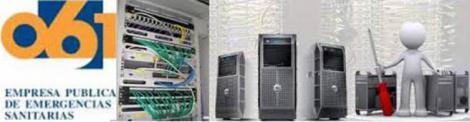 Un fallo en el sistema informático de EPES-061 deja incomunicados a los centros coordinadores andaluces.