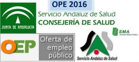 Mesa Sectorial Sanidad: Aprobada la OPE de 2016 con 579 plazas para facultativos.