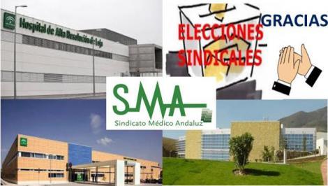 Nuevo éxito en las elecciones sindicales de los HAR de Loja, Guadix y Benalmádena.